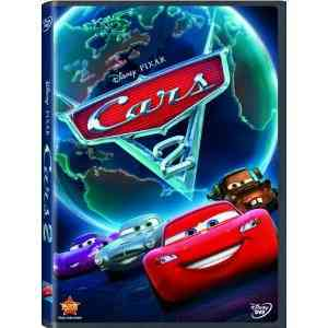 CARS 2 BY LARRY THE CABLE GUY (DVD)